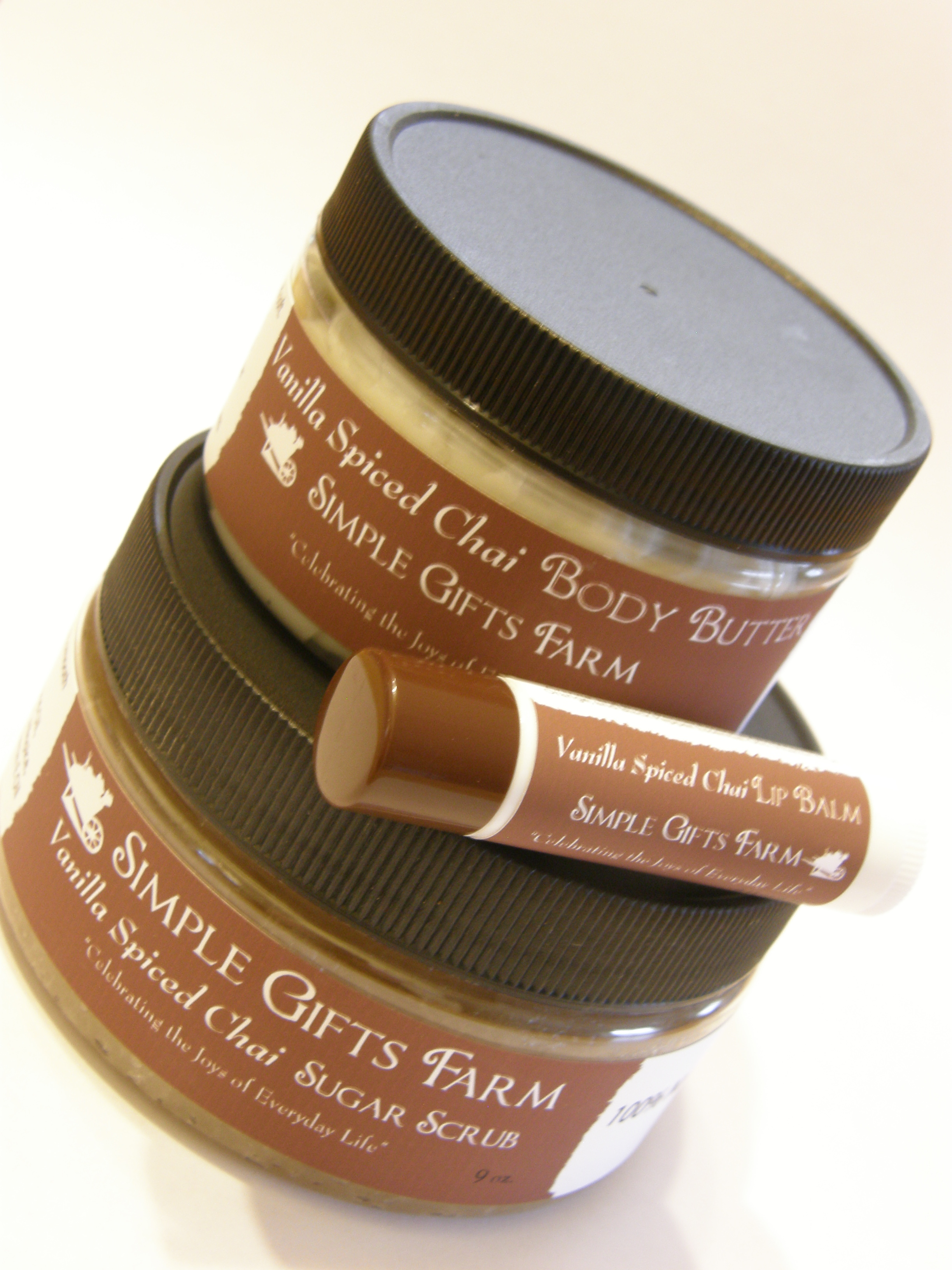 Body Care Product from Simple Gifts Farm