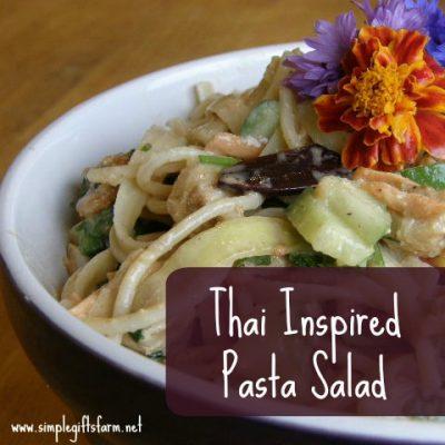 Thai Past Salad